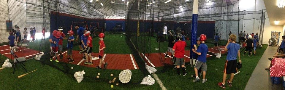 Scottsdale Batting Cages Facility